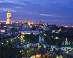 Monastère des Grottes – Petchersk – Kiev