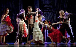 Modern Ballet de Kiev (Kiev Ballet Moderno)
