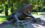 Treasury Frog Bronze