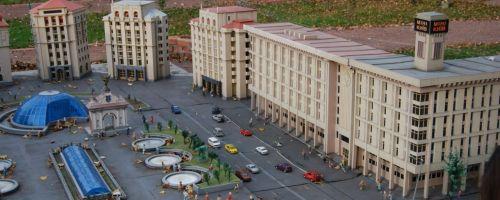 parc miniature à Kiev (Kiev en Musée de la miniature)