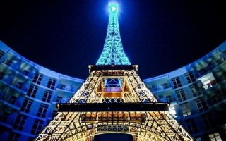 Torre Eiffel (Kiev's Eiffel Tower)