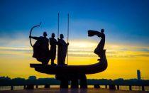 Monumento aos fundadores de Kiev (Founders' Monument)