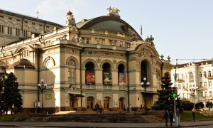 Opéra National d'Ukraine T. Shevchenko (Opéra National de l'Ukraine)
