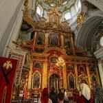 Igreja Andreevskaya de Kiev dentro