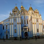 St. Michael cathedral Kiev the Ukraine