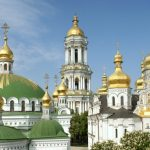 Monastery-of-caves-Pechersk Lavra, Kiev,