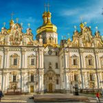 Monastery of the Caves - Pechersk Lavra - Kiev Ukrania
