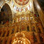 Monastery of the Caves - Pechersk Lavra - inside