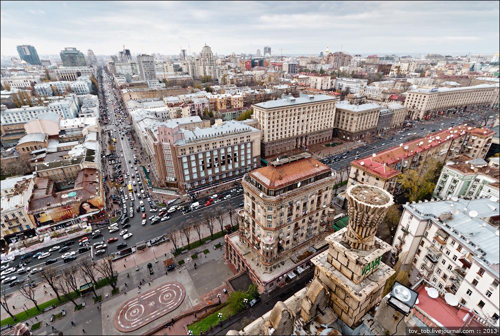 qué hacer Kiev
