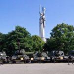 Tourist places na Ukraine
