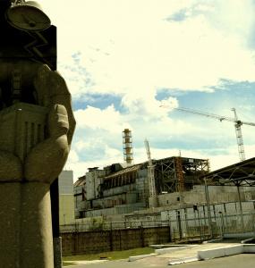 Excursão em Chernobyl